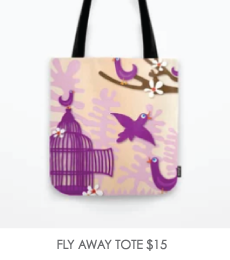 FLY-AWAY-TOTE