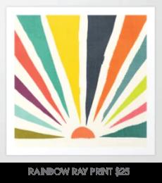 RAINBOW-RAY-PRINT