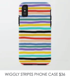 WIGGLY-STRIPES-PHONE-CASE