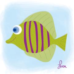 Fish-Lime