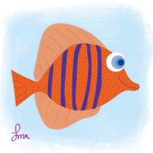 Fish-Orange