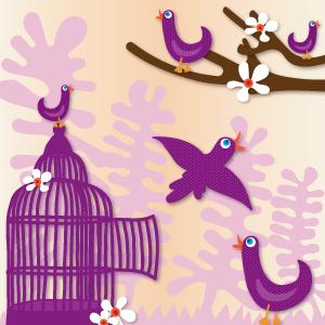 Freedom-Birdcage