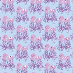 Jellyfish-pattern