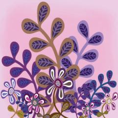 plum-foliage