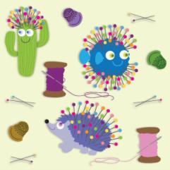 Sewing-Pincushions