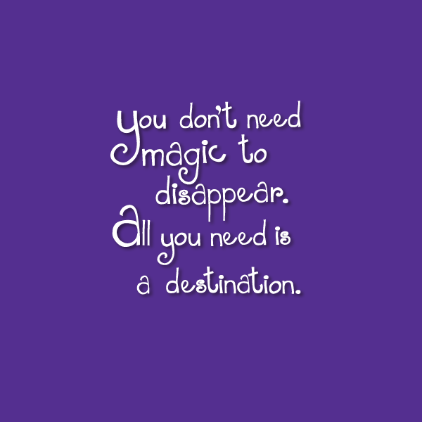 YOU-DON'T-NEED-MAGIC