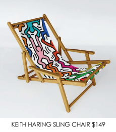 KEITH-HARING-CHAIR